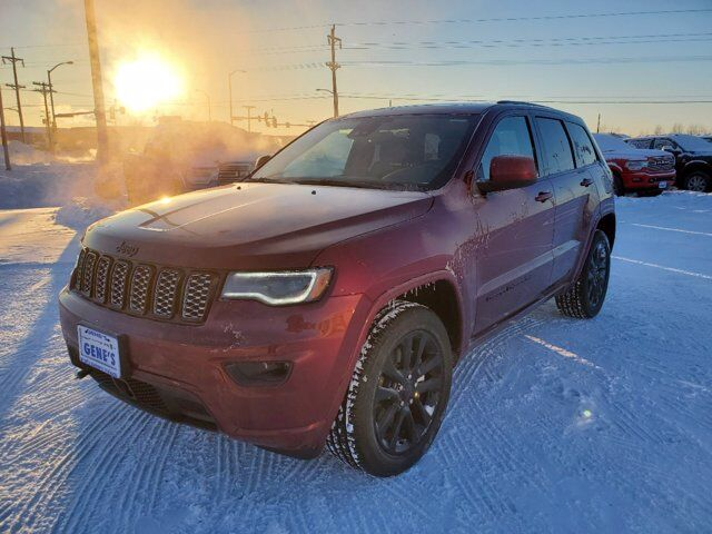 2021 Jeep Grand Cherokee LAREDO X 4X4 Fairbanks AK