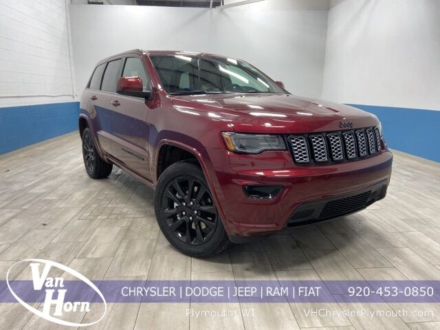 2021 Jeep Grand Cherokee LAREDO X 4X4 Plymouth WI