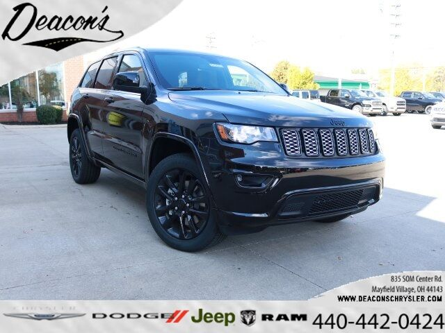 2021 Jeep Grand Cherokee LAREDO X 4X4 Mayfield Village OH