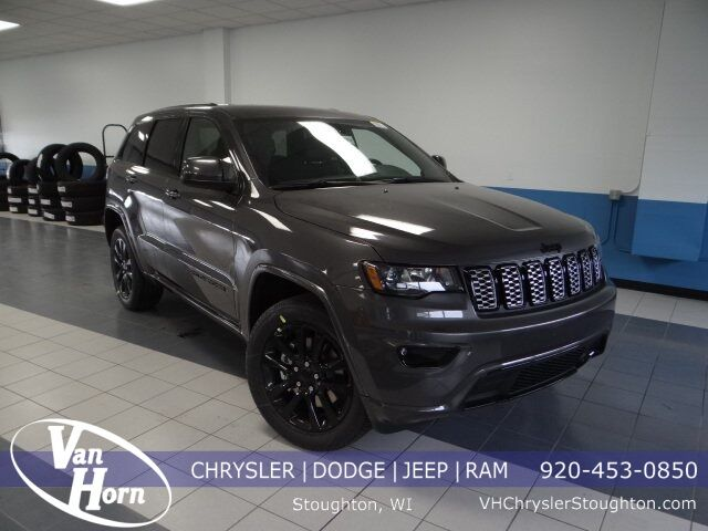 2021 Jeep Grand Cherokee LAREDO X 4X4 Stoughton WI