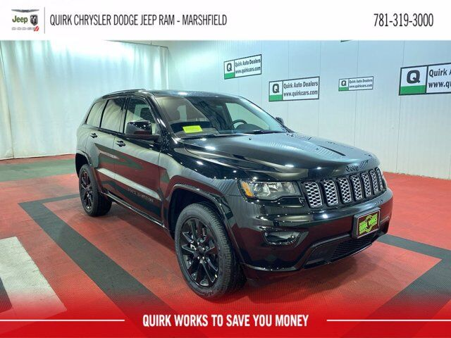 2021 Jeep Grand Cherokee LAREDO X 4X4 Marshfield MA