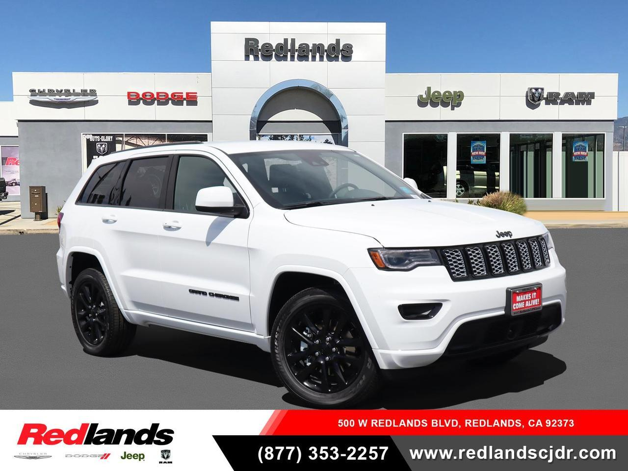 2021 Jeep Grand Cherokee LAREDO X 4X4 Redlands CA