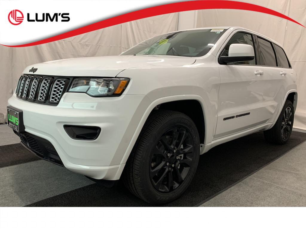 2021 Jeep Grand Cherokee LAREDO X 4X4 Warrenton OR