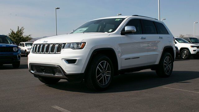 2021 Jeep Grand Cherokee LIMITED 4X2 Las Vegas NV