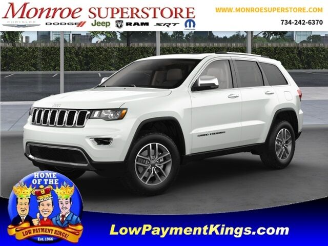 2021 Jeep Grand Cherokee LIMITED 4X2 Monroe MI