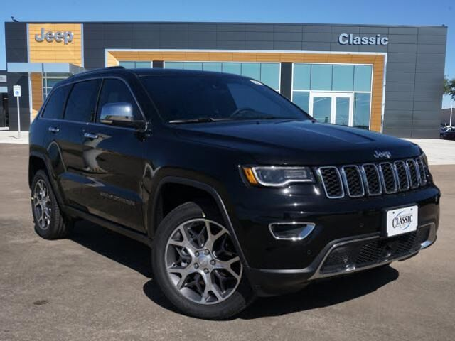 2021 Jeep Grand Cherokee LIMITED 4X4 Arlington TX