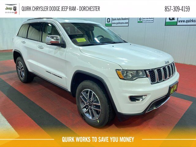 2021 Jeep Grand Cherokee LIMITED 4X4 Boston MA