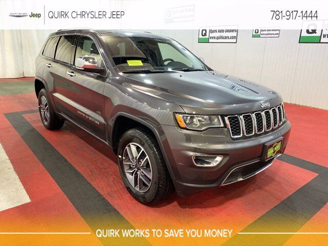 2021 Jeep Grand Cherokee LIMITED 4X4 Braintree MA