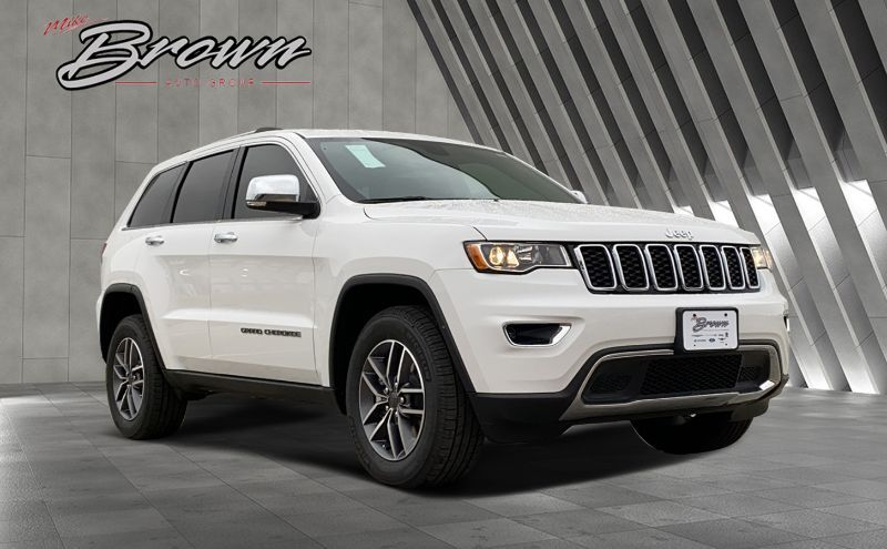 2021 Jeep Grand Cherokee LIMITED 4X4 Granbury TX