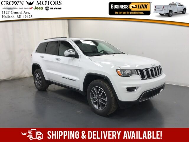 2021 Jeep Grand Cherokee LIMITED 4X4 Holland MI
