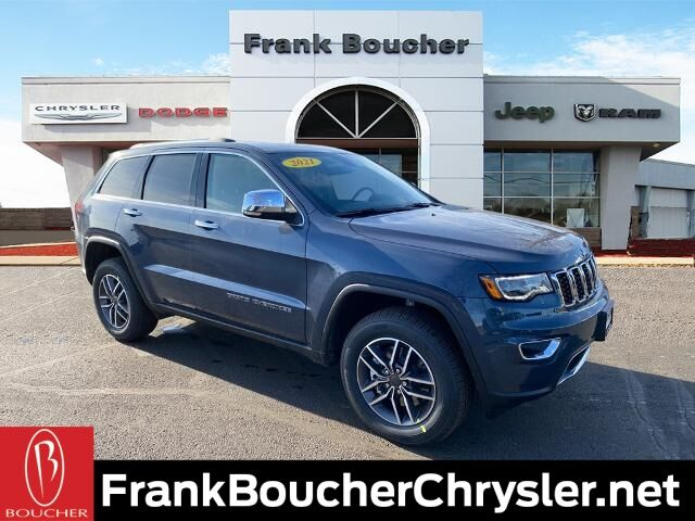 2021 Jeep Grand Cherokee LIMITED 4X4 Janesville WI