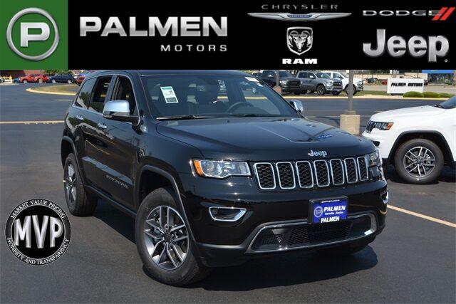 2021 Jeep Grand Cherokee LIMITED 4X4 Racine WI