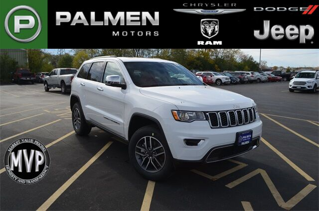 2021 Jeep Grand Cherokee LIMITED 4X4 Kenosha WI