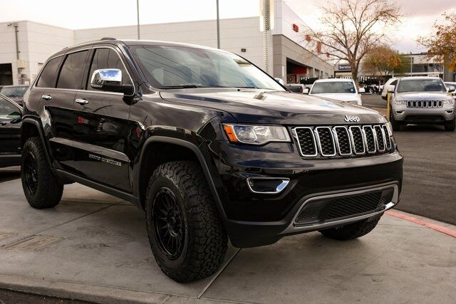2021 Jeep Grand Cherokee LIMITED 4X4
