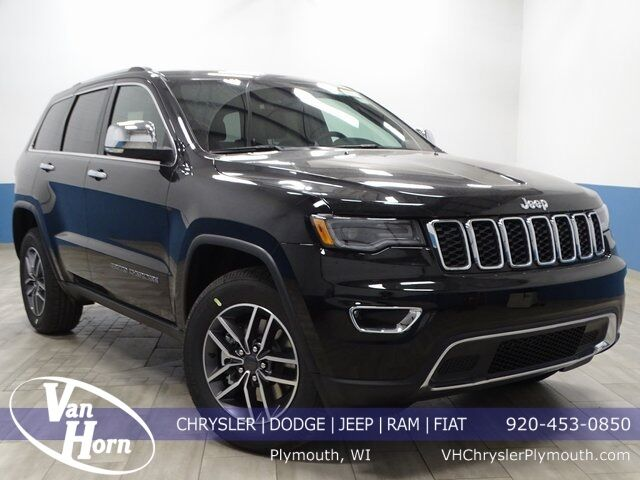2021 Jeep Grand Cherokee LIMITED 4X4 Plymouth WI