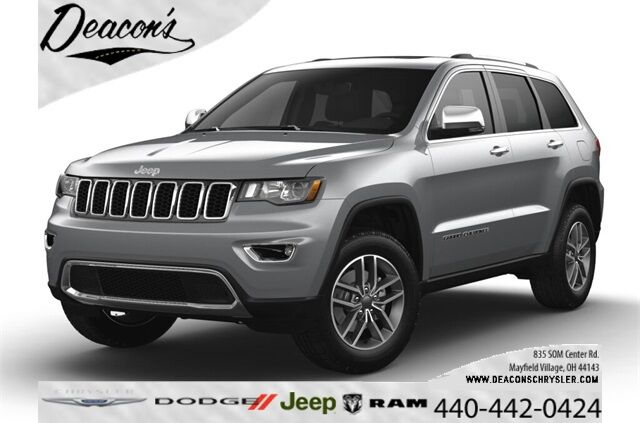 2021 Jeep Grand Cherokee LIMITED 4X4 Mayfield Village OH