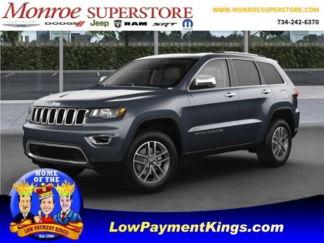 2021 Jeep Grand Cherokee LIMITED 4X4 Monroe MI