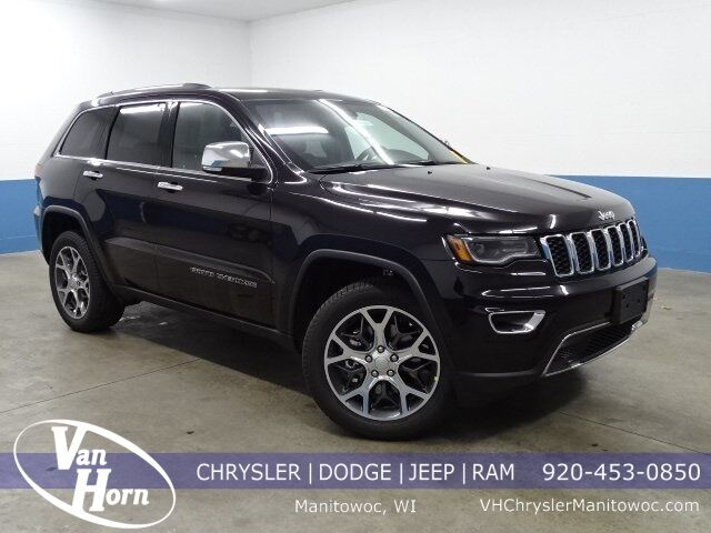2021 Jeep Grand Cherokee LIMITED 4X4 Manitowoc WI