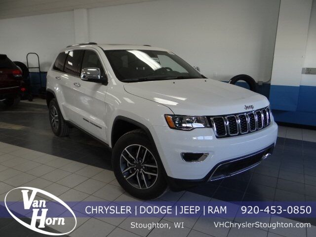 2021 Jeep Grand Cherokee LIMITED 4X4 Stoughton WI