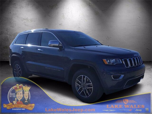 2021 Jeep Grand Cherokee LIMITED 4X4 Lake Wales FL