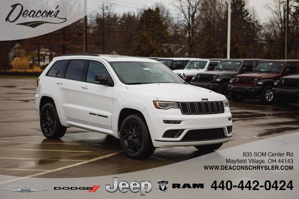 2021 Jeep Grand Cherokee LIMITED X 4X4 Mayfield Village OH