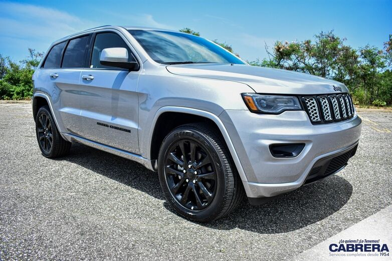 2021 Jeep Grand Cherokee Laredo Arecibo PR