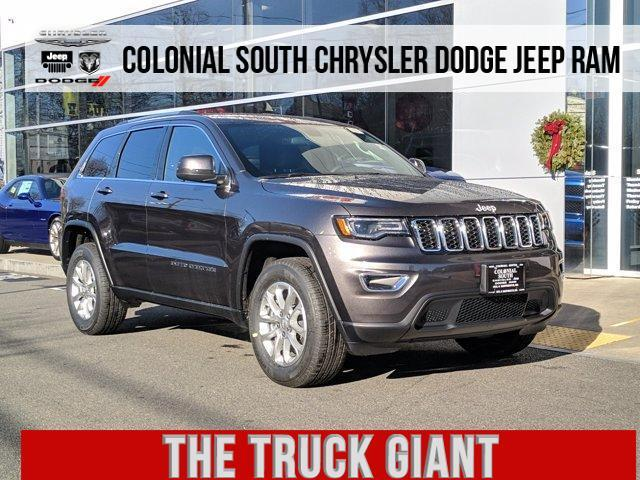 2021 Jeep Grand Cherokee Laredo E 4x4 Dartmouth MA