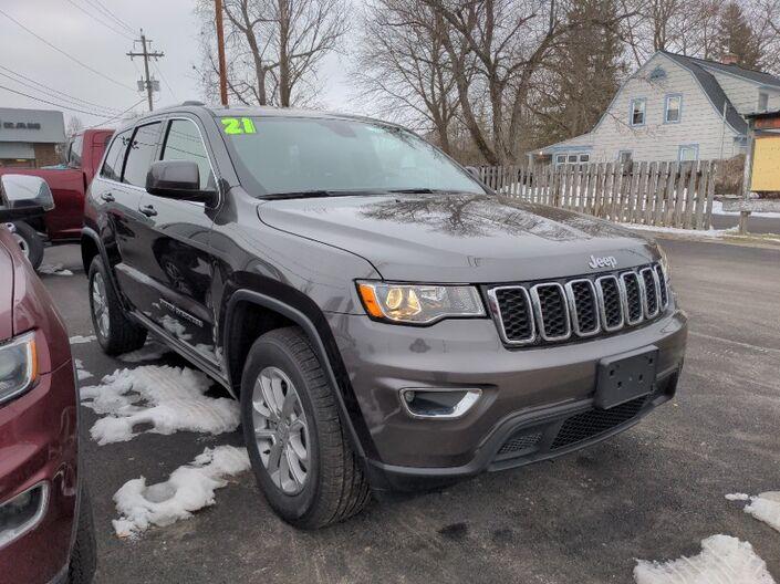 2021 Jeep Grand Cherokee Laredo E Owego NY