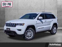2021_Jeep_Grand Cherokee_Laredo E_ Roseville CA