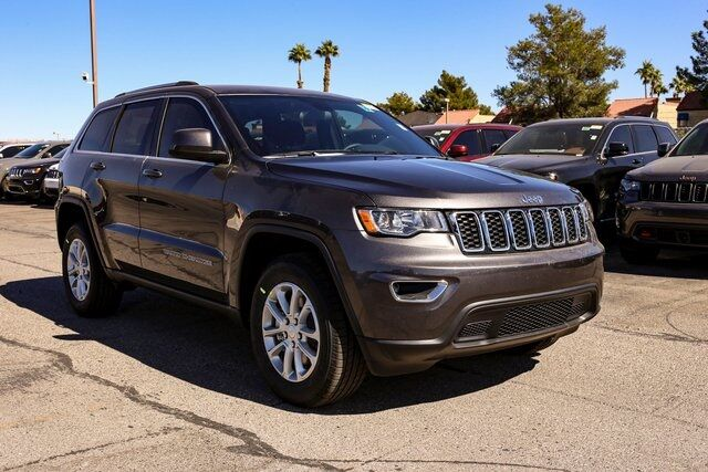 2021 Jeep Grand Cherokee Laredo