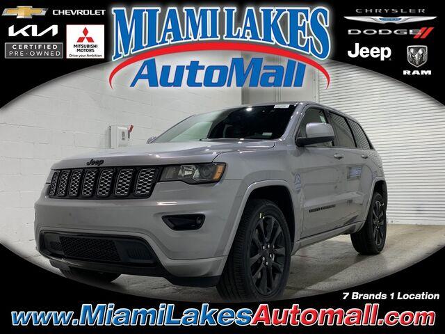 2021 Jeep Grand Cherokee Laredo Miami Lakes FL