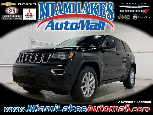 2021 Jeep Grand Cherokee Laredo Miami Lakes FL