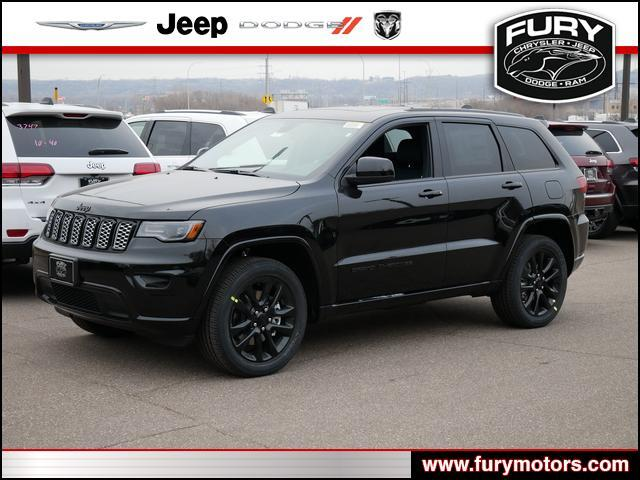 2021 Jeep Grand Cherokee Laredo X St. Paul MN