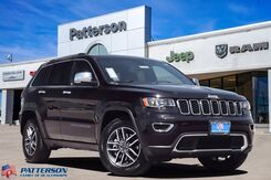 2021_Jeep_Grand Cherokee_Limited_ Wichita Falls TX