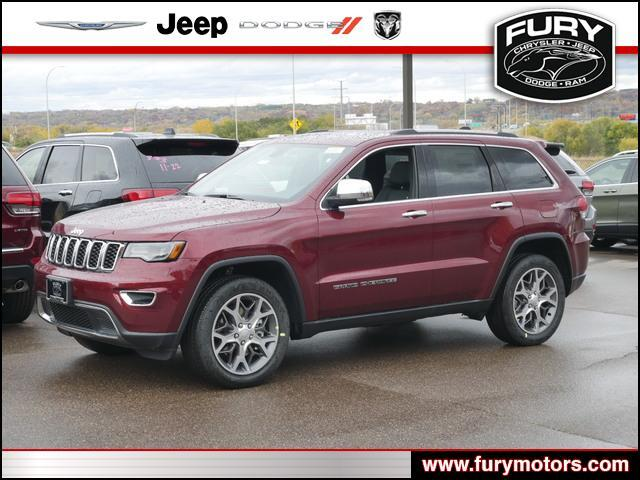 2021 Jeep Grand Cherokee Limited 4x4 St. Paul MN