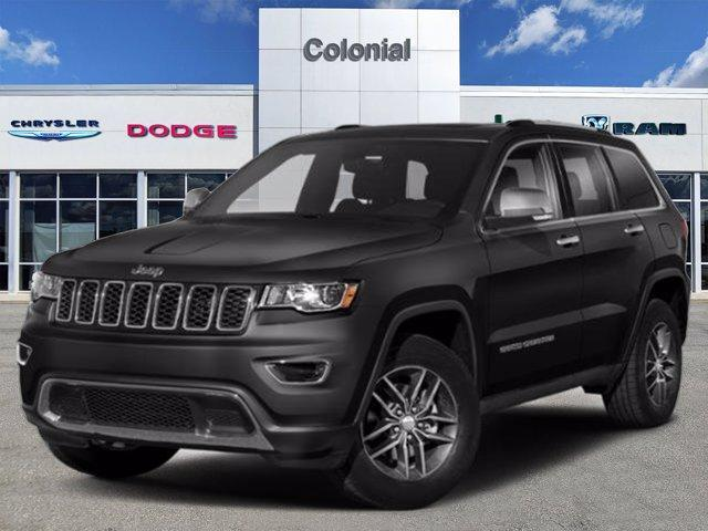 2021 Jeep Grand Cherokee Limited 4x4 Hudson MA