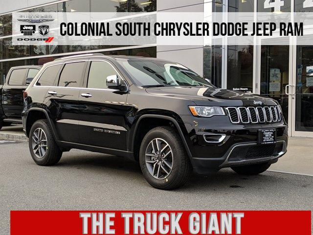 2021 Jeep Grand Cherokee Limited 4x4 Dartmouth MA