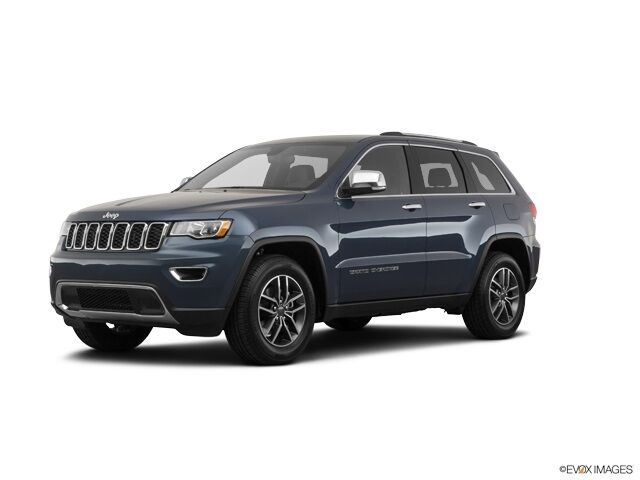 2021 Jeep Grand Cherokee Limited Arlington TX