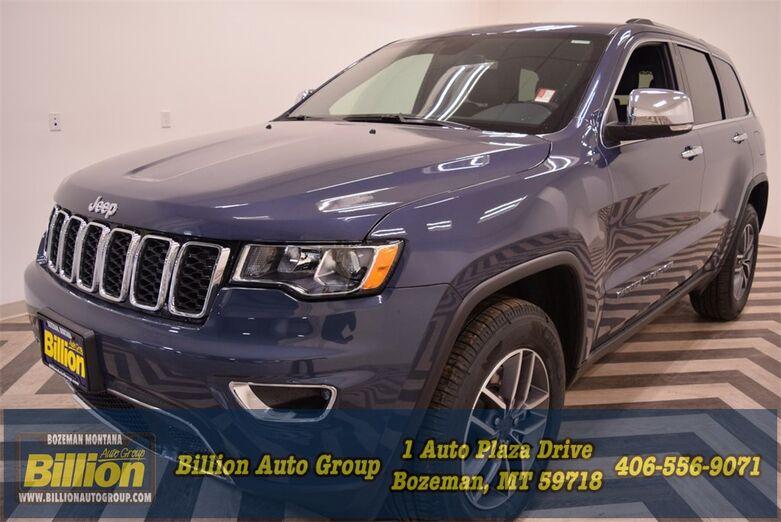 2021 Jeep Grand Cherokee Limited Bozeman MT