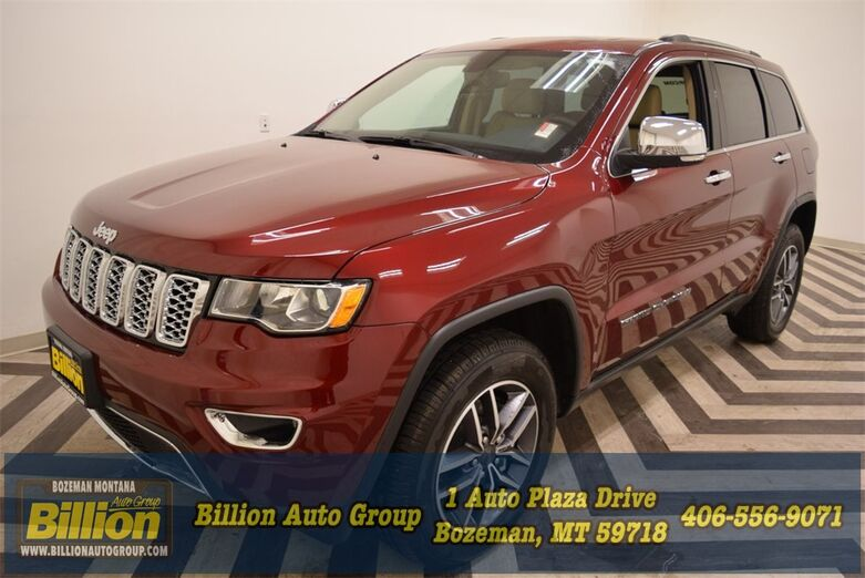 2021 Jeep Grand Cherokee Limited Bozeman MT