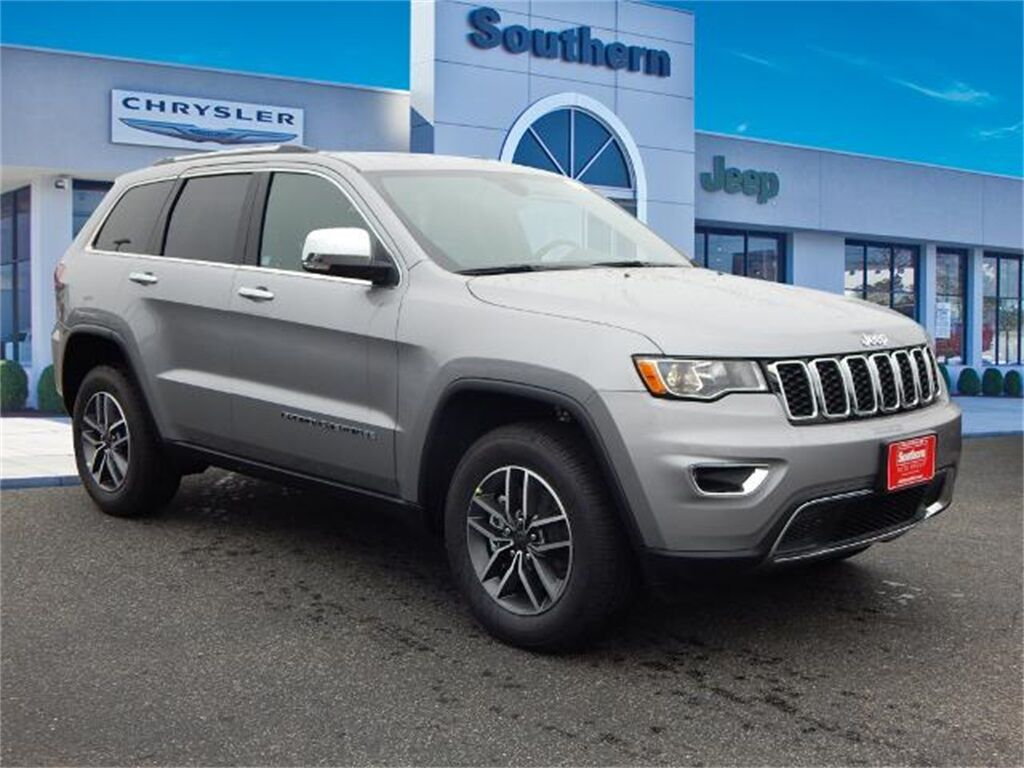 2021 Jeep Grand Cherokee Limited Chesapeake VA