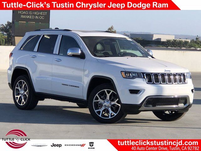 2021 Jeep Grand Cherokee Limited Tustin CA