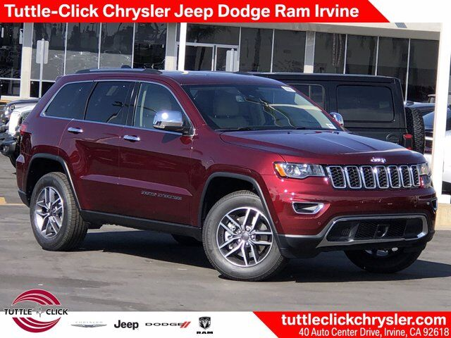 2021 Jeep Grand Cherokee Limited Irvine CA
