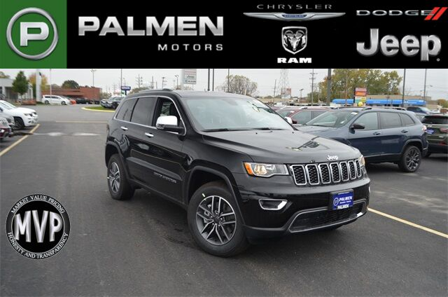 2021 Jeep Grand Cherokee Limited Kenosha WI
