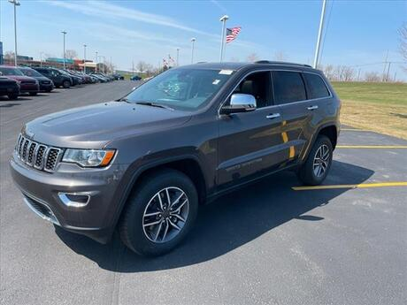 2021 Jeep Grand Cherokee Limited Milwaukee and Slinger WI