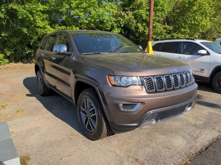 2021 Jeep Grand Cherokee Limited Owego NY