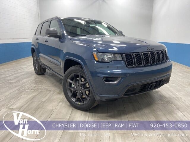 2021 Jeep Grand Cherokee Limited Plymouth WI