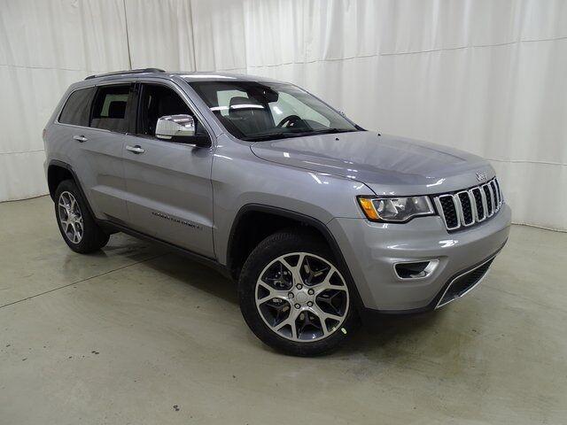 2021 Jeep Grand Cherokee Limited Raleigh NC