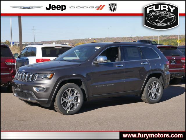 2021 Jeep Grand Cherokee Limited St. Paul MN