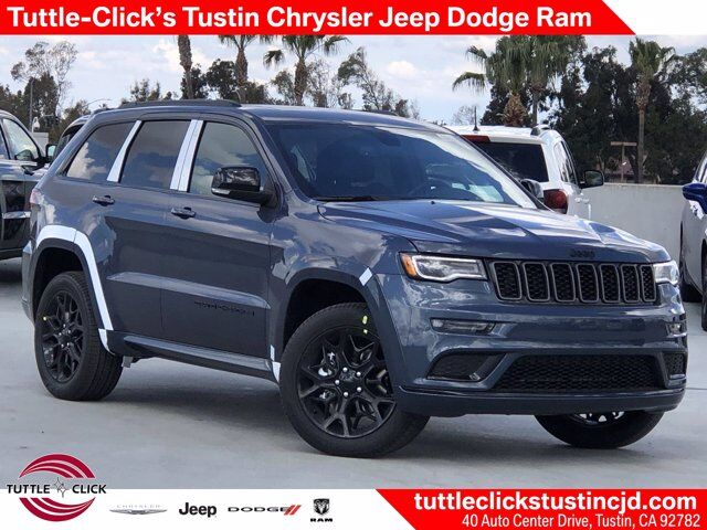 2021 Jeep Grand Cherokee Limited X Tustin CA
